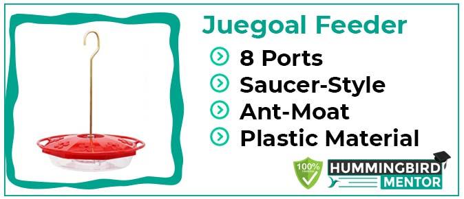 Juegoal feeder