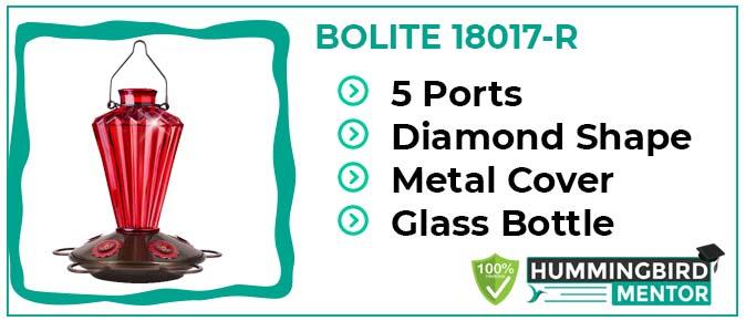 BOLITE 18017-R winter