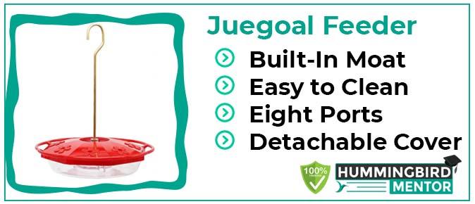 Juegoal feeder 5