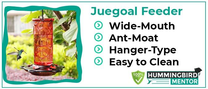 Juegoal feeder Canada