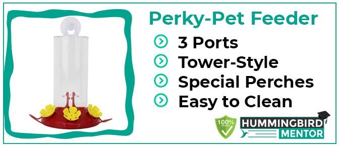 Perky-Pet Feeder